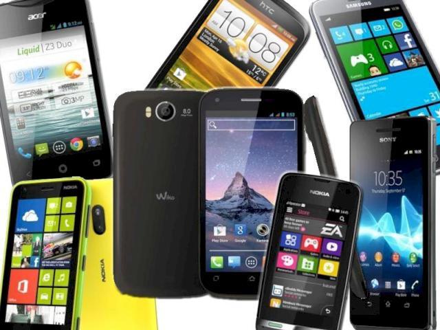 berblick 13 preiswerte smartphones f rs schnelle surfen news. Black Bedroom Furniture Sets. Home Design Ideas