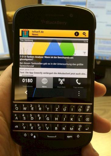 Blackberry mit Android: So installieren Sie fast alle Apps