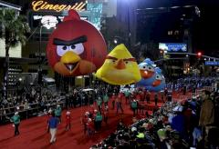 angry birds spionage software