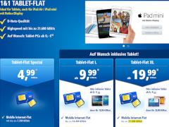 1&1 hat neue Tablets im Sortiment