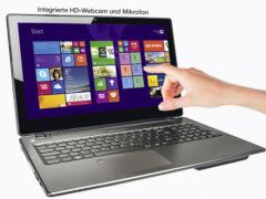 Multitouch-Notebook Medion Akoya E6240T