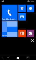 Die neue Navigationsleiste in Windows Phone 8.1