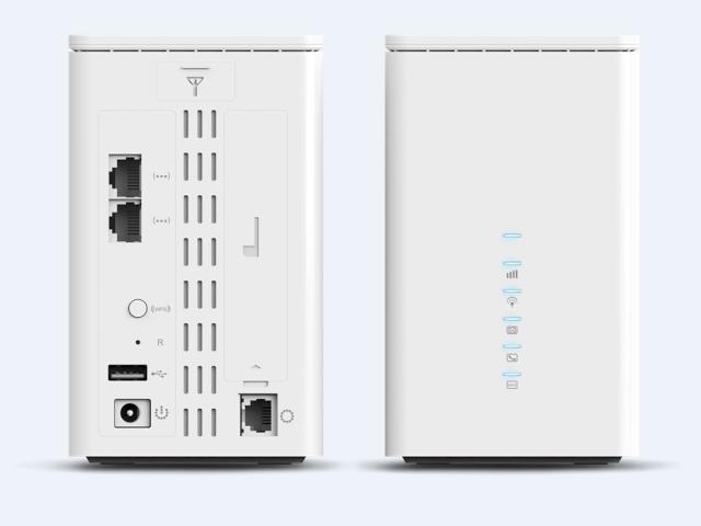 LTE Verteiler für zu Hause Alcatel e Touch zeigt 4G