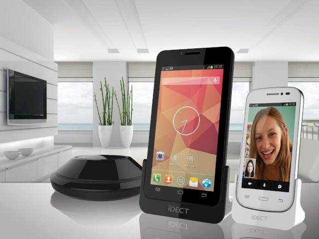 binatone smart66 dect telefon f rs festnetz mit 5 9 zoll riesendisplay und android teltarif. Black Bedroom Furniture Sets. Home Design Ideas