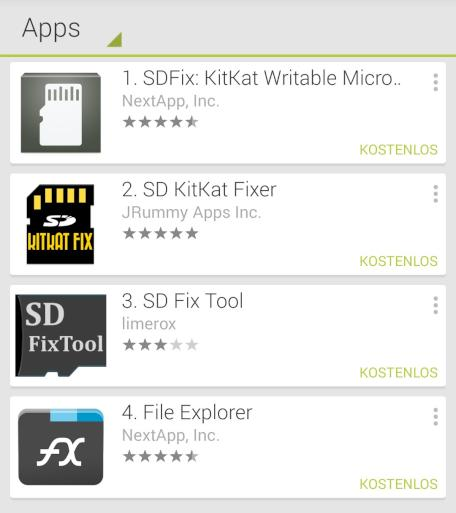 Android 4 4 Sd Karte Schreibschutz Aufheben.Android 4 4 So Erhalten Apps Wieder Schreibzugriff Auf