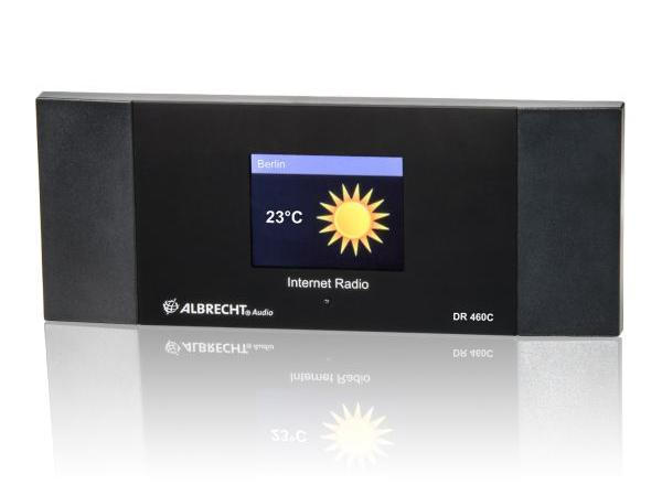 vom adapter bis zum av receiver aktuelle ger te mit internetradio funktion news. Black Bedroom Furniture Sets. Home Design Ideas