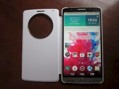 LG G3 mit Quick Circle Cover