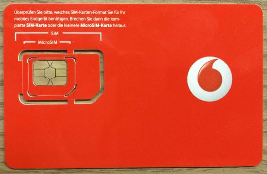 Callya Karte.Ausprobiert Lte Mit Callya Prepaidkarte Von Vodafone Teltarif De News