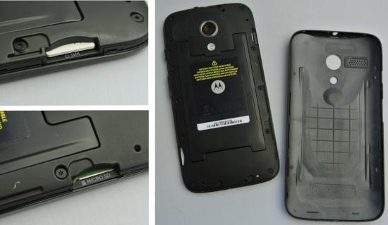 Motorola Moto G Speicherkarte Einsetzen