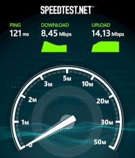 LTE-Roaming-Test in Italien
