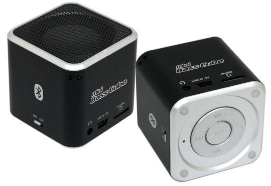 Super Mini-Lautsprecher für Smartphones: Musik für Unterwegs - teltarif WL64