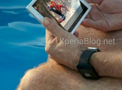 Sony Xperia Z3 Tablet Compact zeigt sich auf Foto