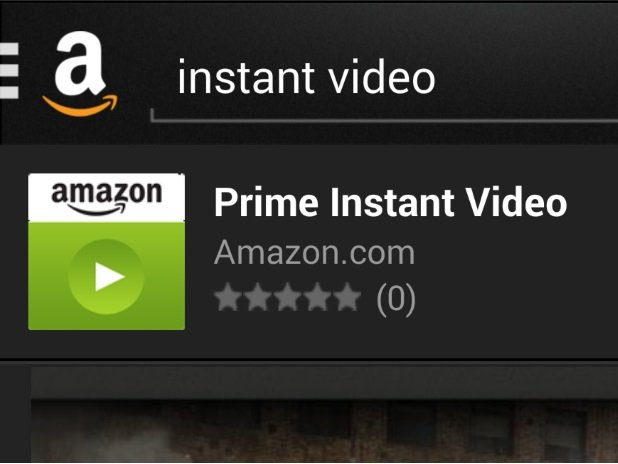 You watch amazon instant video android tablet has come with