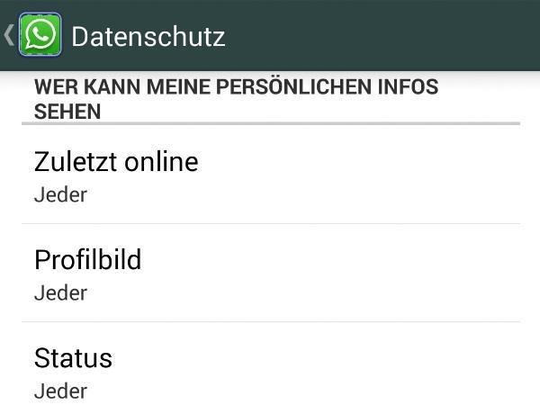 Whatsapp Kontakte Weg Nach Update Chat Ist Aus Der Liste