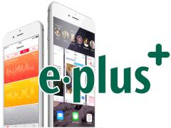 Mobiles Internet mit iPhone 6 im E-Plus-Netz