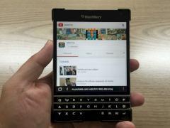 Fotos, MP3-Musik und Live-TV: Multimedia auf dem Blackberry Passport