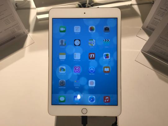 iPad mini 3 im Hands-on