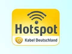 kabel deutschland wlan hotspot flat ab sofort auch f r. Black Bedroom Furniture Sets. Home Design Ideas