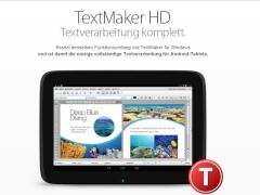Microsoft-kompatibles Softmaker Office HD für Android