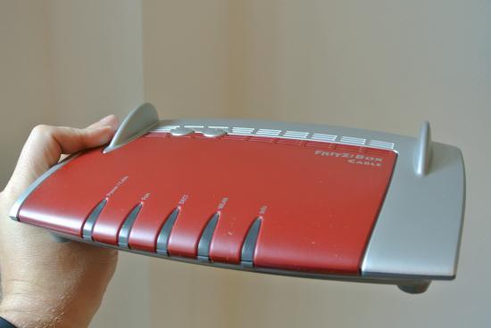 Neue Kabel Deutschland Homebox Fritz Box 6490 Im Test Teltarif De