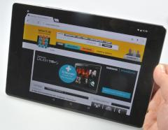 Nvidia Shield Tablet im Test