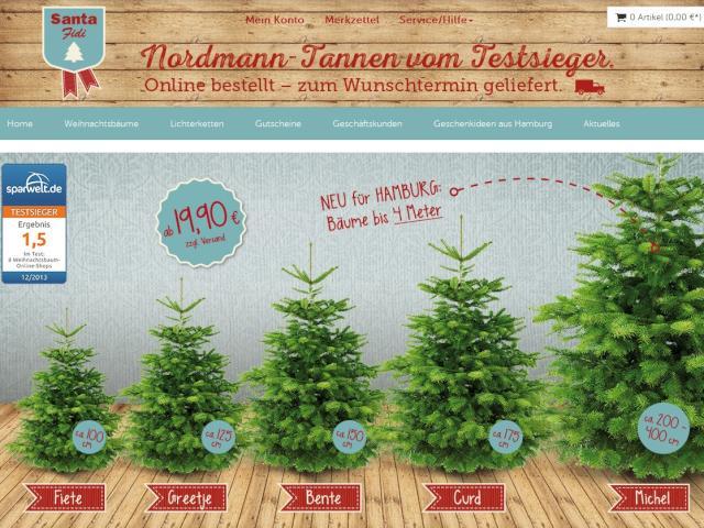 liefern lassen statt tragen weihnachtsbaum online kaufen. Black Bedroom Furniture Sets. Home Design Ideas