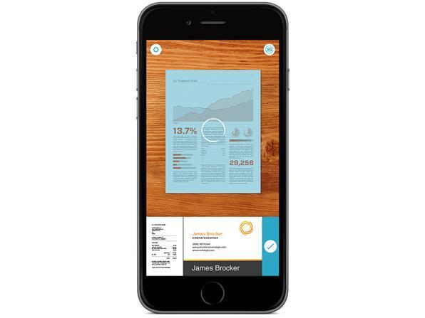 Scannable Die Neue Scanner App Für Ios Von Evernote