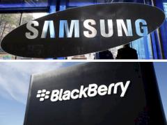 Samsung will mit Blackberry kooperieren