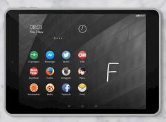 Das Android-Tablet Nokia N1.