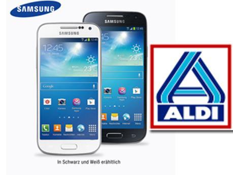 Samsung Galaxy S4 Mini ab heute bei Aldi für 199 Euro ...