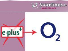 Yourfone Wechselt Das Netz O2 Statt E Plus Teltarifde News