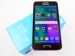Samsung Galaxy A3 mit Metall-Body im Test