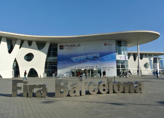 Unsere Highlights des MWC in Barcelona in Bildern