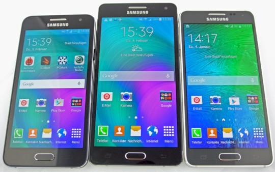 Samsung Iphone Im Vergleich