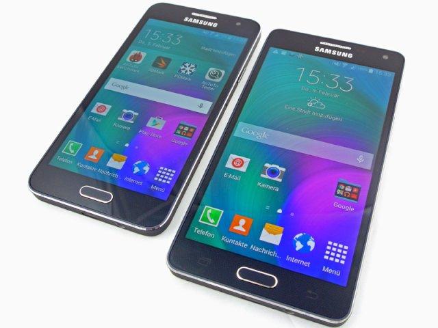 Android 50 Fur Galaxy A3 A5 Und A7 In Der Entwicklung