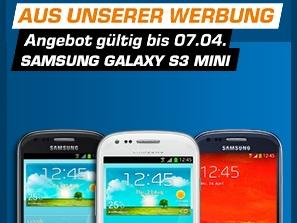 samsung galaxy s3 mini f r 99 euro bei saturn schn ppchen. Black Bedroom Furniture Sets. Home Design Ideas