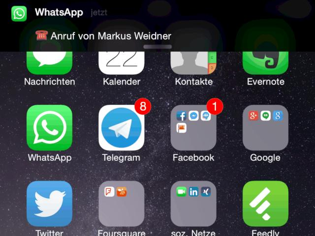 Whatsapp Call Mit Dem Iphone Im Test Teltarifde News