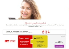 Vodafone All-in-One