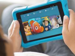 Entertainment-Flatrate und Tablet für Kinder von Amazon