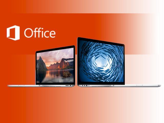 microsoft neues office paket zuerst auf dem mac. Black Bedroom Furniture Sets. Home Design Ideas