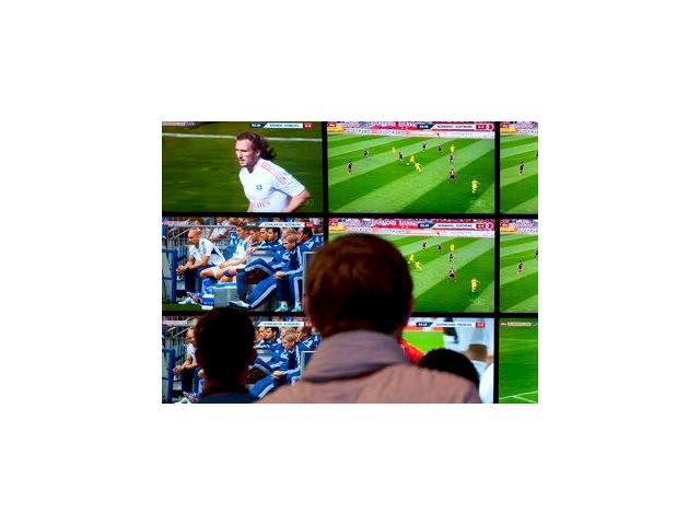 internet tv fussball