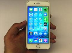 Software-Tests mit dem iPhone 6