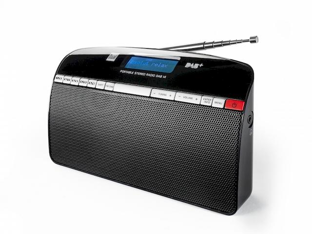 zwei g nstige digitalradios mit dab bei real und norma. Black Bedroom Furniture Sets. Home Design Ideas