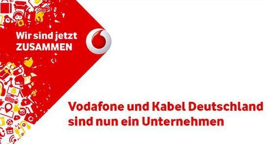 Bestätigt Ab September Wird Kabel Deutschland Zu Vodafone