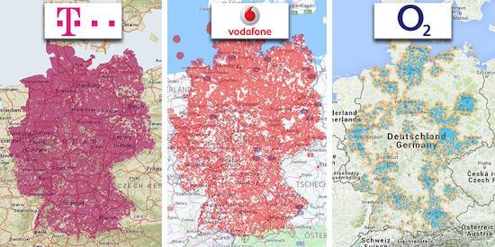 Telekom Lte Netzabdeckung Karte.Nachgeguckt Welcher Anbieter Hat Das Beste Netz Teltarif De News