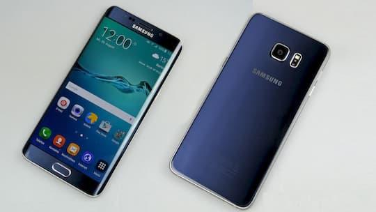 Samsung Galaxy S6 Edge Im Test Ist Größer Gleich Besser