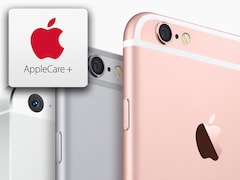 AppleCare+ fürs Apple iPhone 6S und iPhone 6S Plus ist deutlich teurer
