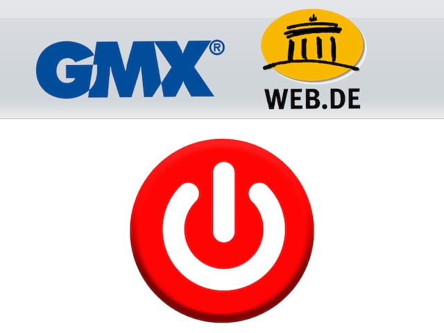 gmx app ausloggen