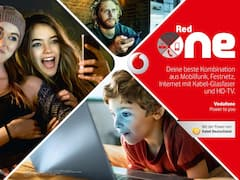 Vodafone Red One: Neue Baukasten-Tarife ab November