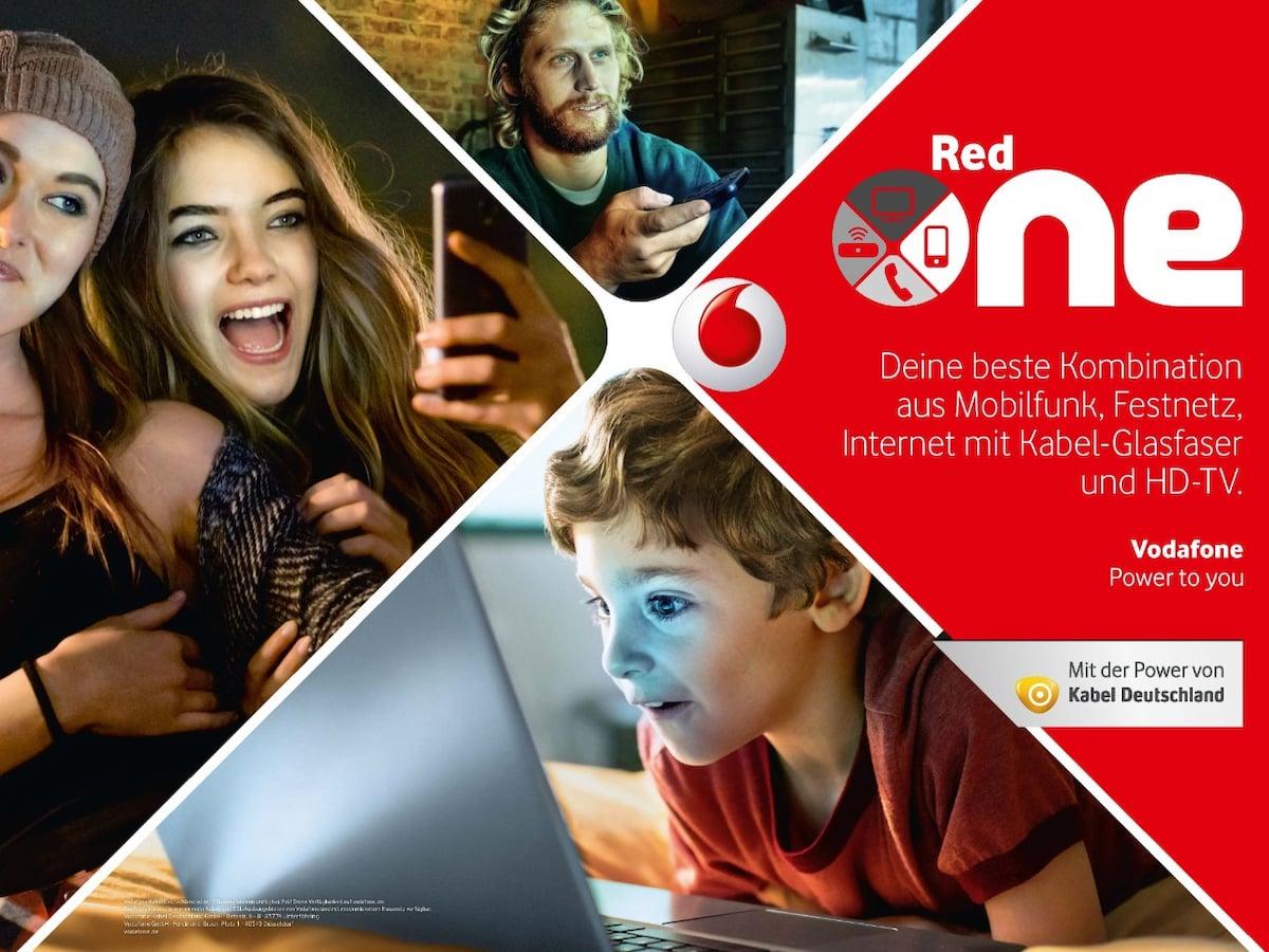 Vodafone tarife festnetz